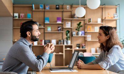 lenguaje corporal en las entrevistas de trabajo