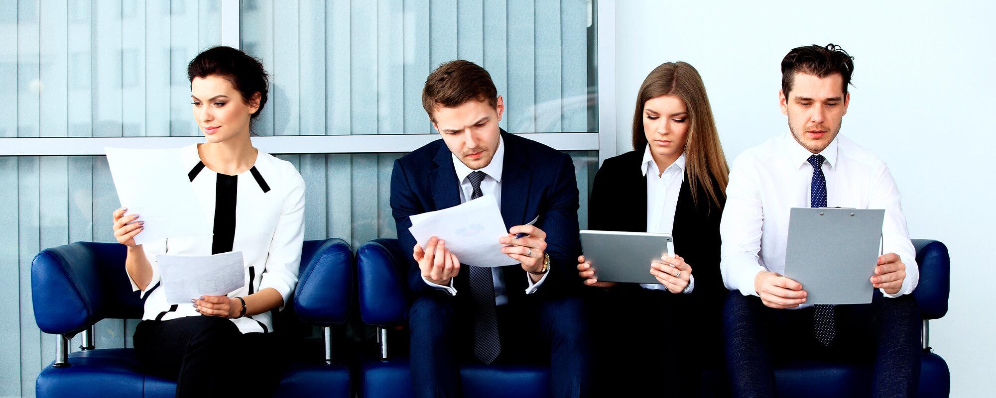 preguntas clave en una entrevista laboral