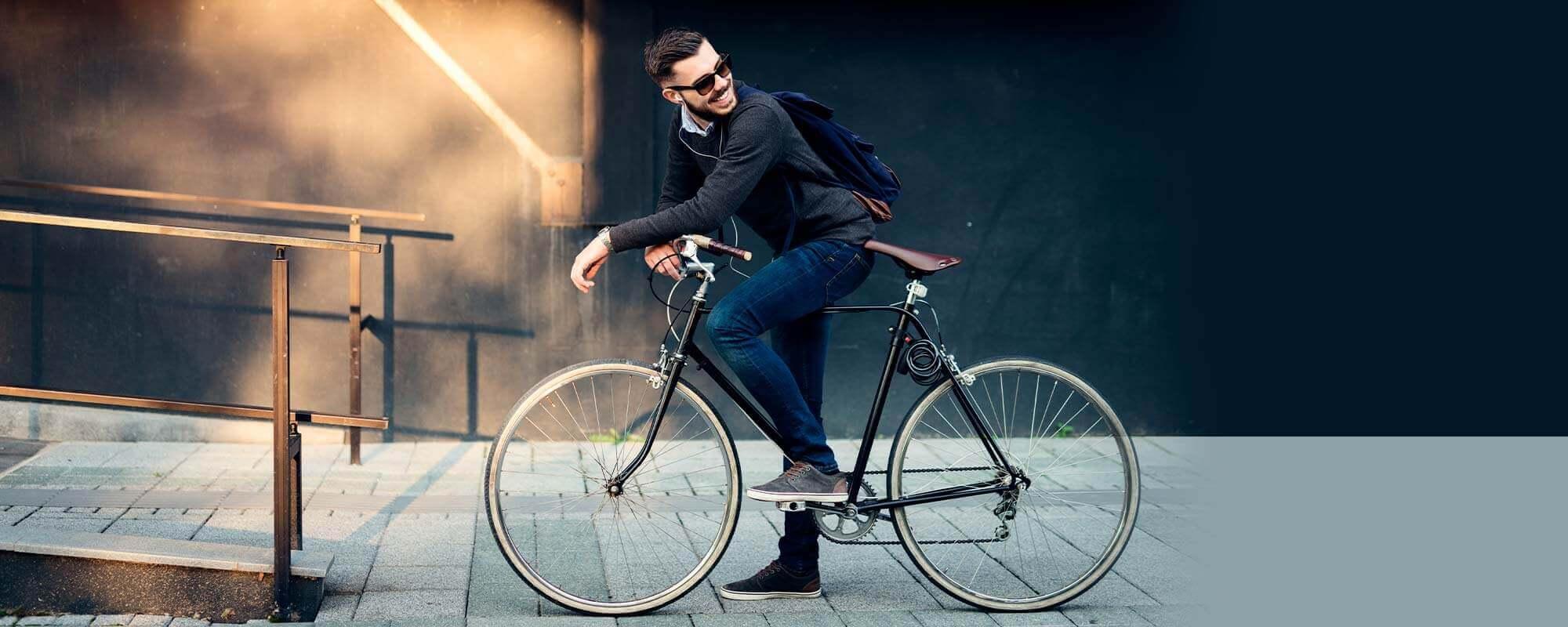 ir en bici al trabajo