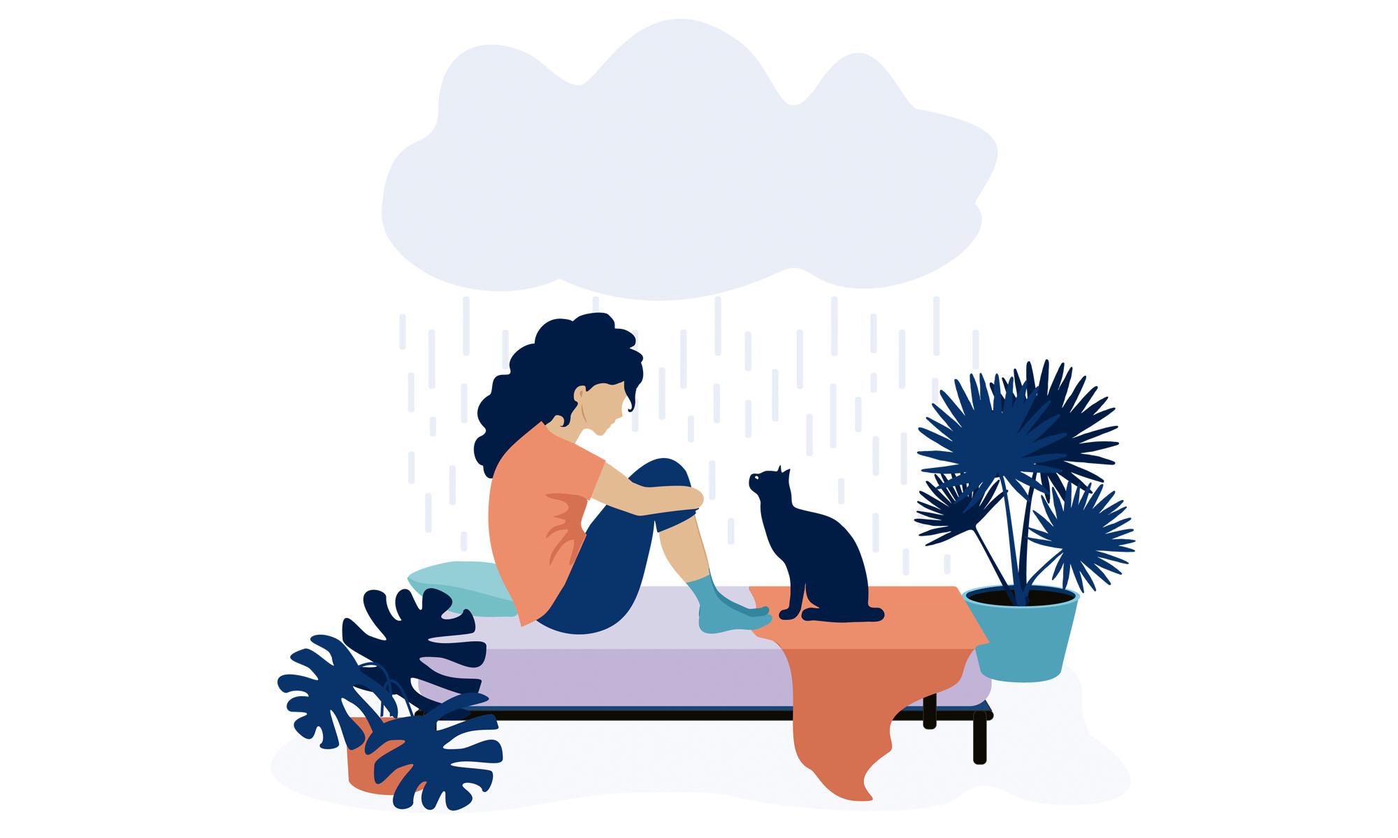 ansiedad por la cuarentena